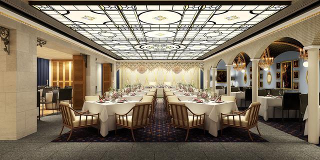 画像: ホテル雅叙園東京内に「RISTORANTE CANOVIANO」がグランドオープン