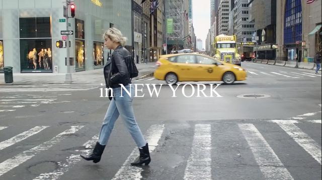 画像1: ファッション動画マガジン「MINE BY 3M」、特集コンテンツ「NYスペシャル」を公開!