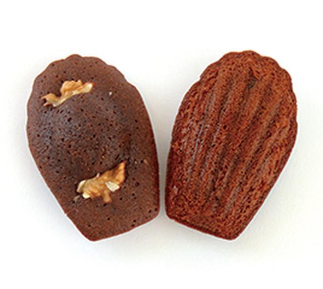 画像: BROWNIE ブラウニー 235円(税込) 濃厚なチョコレートの生地にローストウォールナッツをトッピング