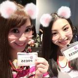 画像1: Instagram投稿の投稿者: 中嶋飛鳥(Nakashima Asuka)さん 日時: 2017  4月 19 1:04午後 UTC www.instagram.com