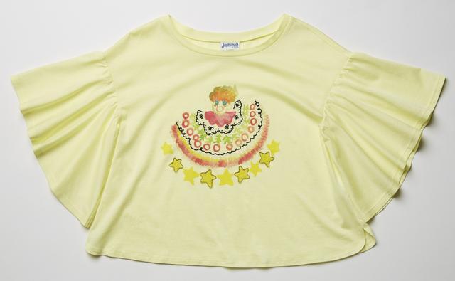画像: ホコモちゃんTシャツ 【vestido】(ワンピース) 予約開始日:4月20日