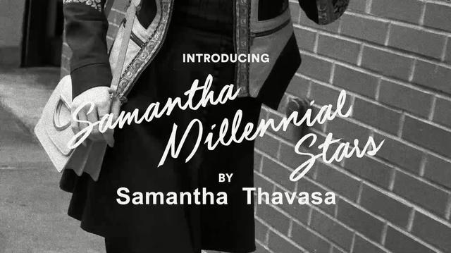 画像7: ミレニアルズ世代のTOP OF TOPがSamantha Thavasaのプロモーショナルモデルに決定!