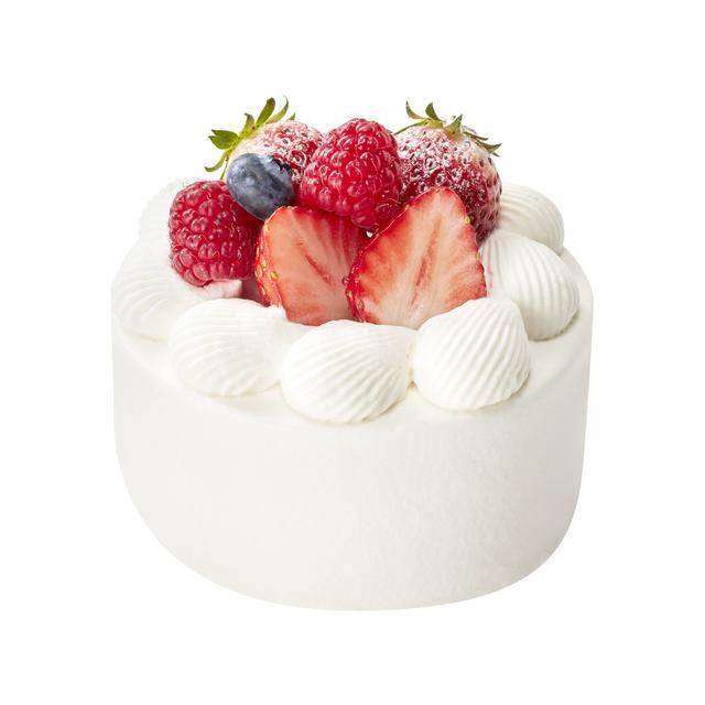 画像4: テーラーのようにあなたの希望どおりに仕立てていくオーダーケーキ「ビスポーク ショートケーキ」