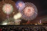画像5: 夏一番花火大会18,000発の大花火と音楽のコラボレーション!