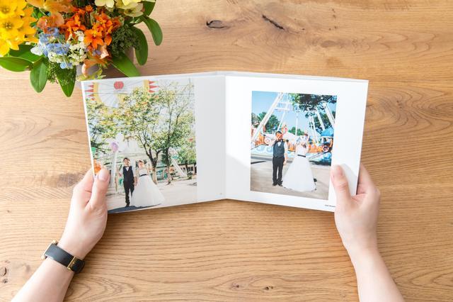 画像2: マットな質感のフォトブックが ビックカメラ有楽町店でつくれる!