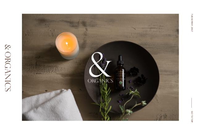 画像: 豊かで純粋なオーガニックライフ&ビューティーを提案するウェブマガジン「& ORGANICS」