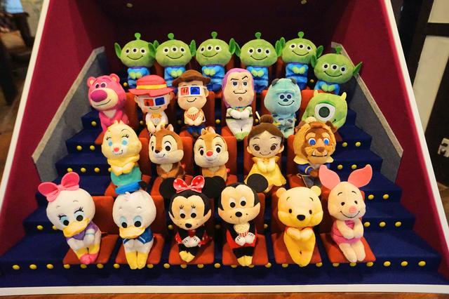 画像: 第1弾は「ディズニー&ディズニー/ピクサーキャラクター」全18種類!