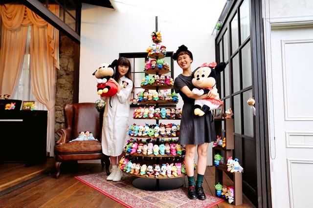 画像: (左から)柴田ひかりさん、柴田紗希さん