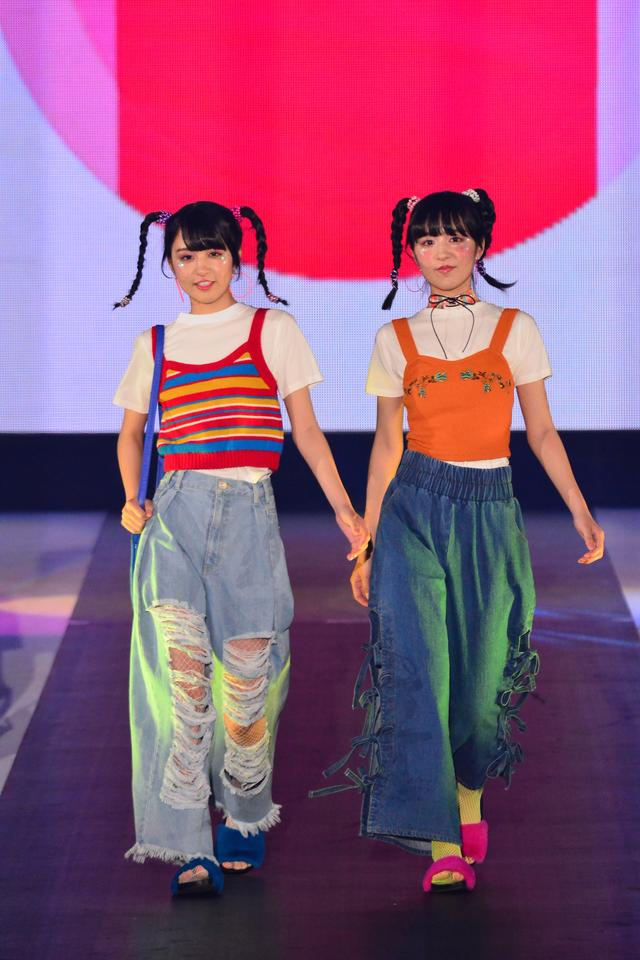 画像22: 【取材レポ】女の子みんなが可愛くなるイベント!『マイナビ GirlsAward2017 S/S』へ!