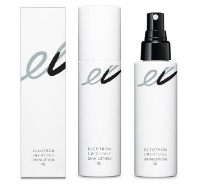 画像: 02. SKIN LOTION (化粧水)> イオンの力でお肌への浸透効果が高く、潤いとタイトニングを実感できる化粧水。 内容量 100ml  6,500円+税