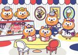 """画像: あの""""ポンタカフェ""""「Ponjour(ポンジュール)」がKidsBeeららぽーと立川立飛店に登場!"""