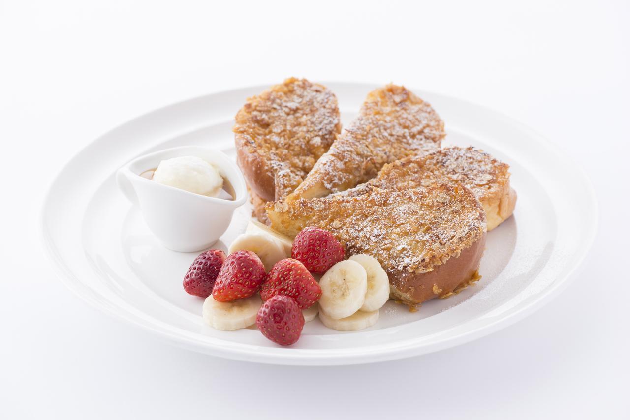 画像: 様々な朝食の美味しさが一度に楽しめるスペシャルメニュー