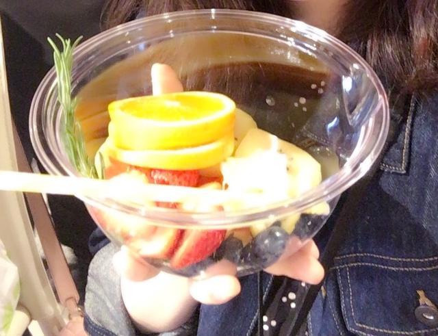 画像: 好きなフルーツをチョイス!