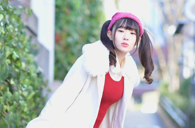 画像4: ツインテール女子は要チェック!ツインテールのままかぶれるニット帽『ツインテールキャップ』が日本初登場!