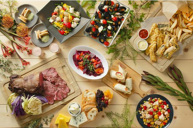 画像: 日本では珍しいカンガルーやワニの肉を登場!大自然の恵みとスーパーフードが堪能できるビュッフェ