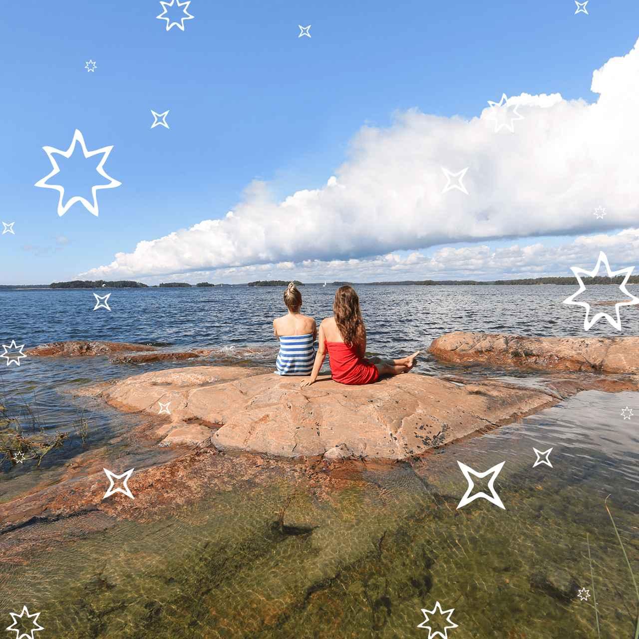 画像: 立ち寄りフィンランドの旅へ・夏編 森と湖、白夜にオーロラ フィンランド人に聞いた、自然と遊ぶ3つのアイデア