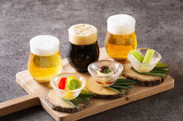 画像2: クラフトビールの世界を楽しむイベント「軽井沢クラフトビアテラス」を開催
