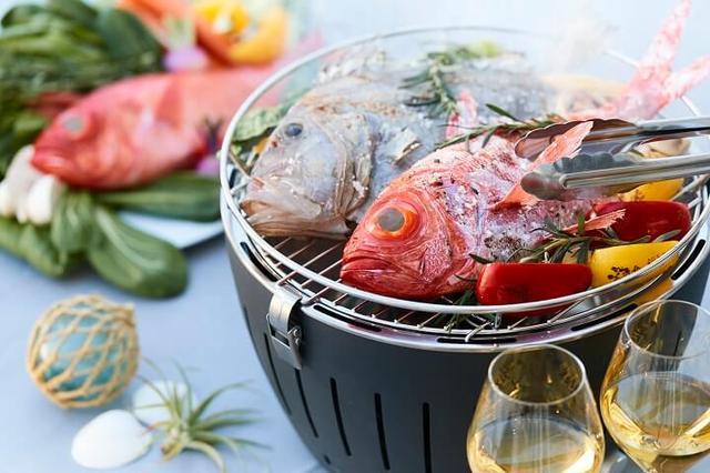 画像1: 海辺のオーベルジュで深海を味わう大人の夏休み 「深海BBQ」