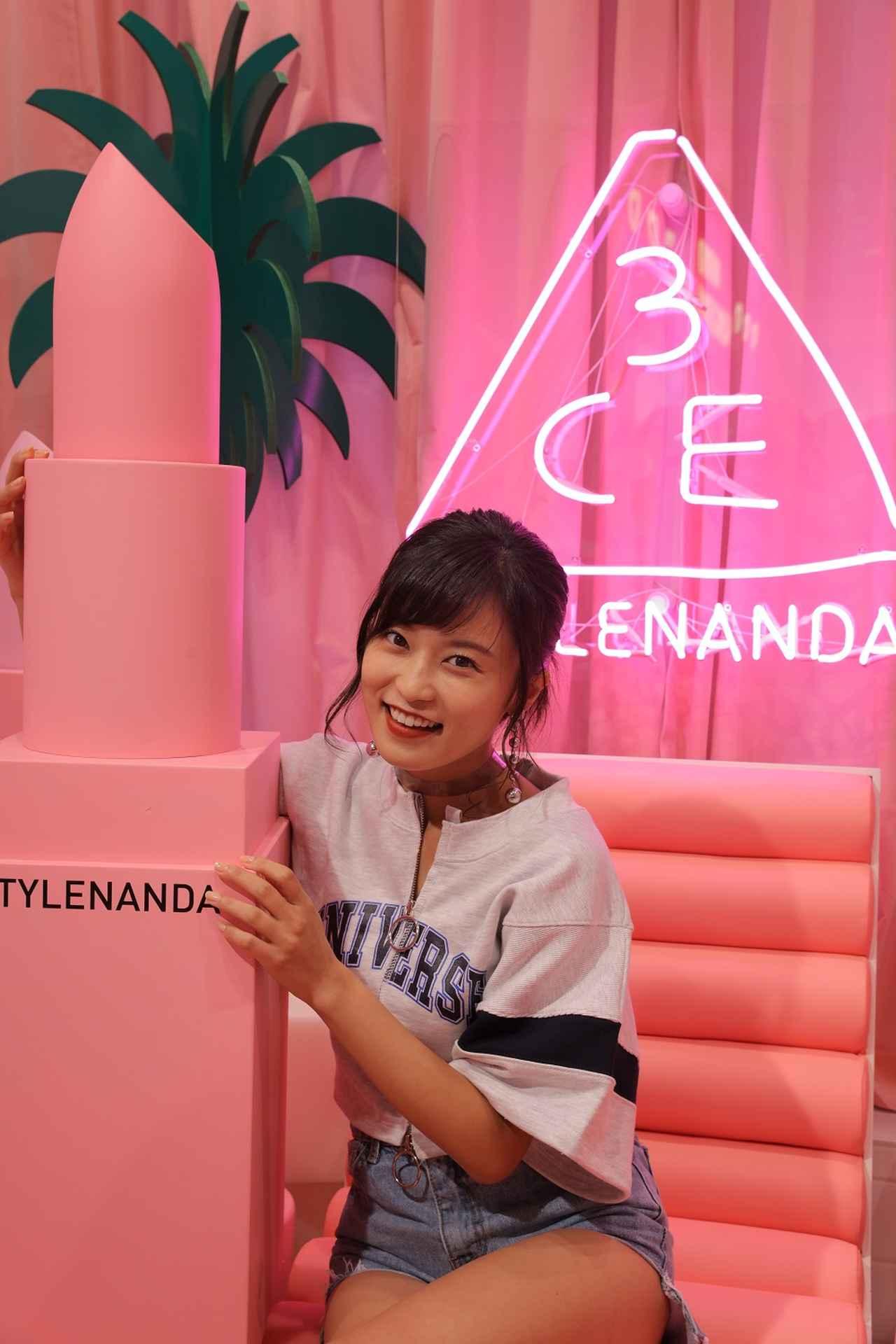 画像2: 韓国発ブランド「スタイルナンダ(STYLENANDA)」の日本初の旗艦店がオープン!