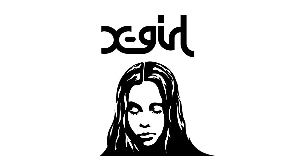 画像: X-girl OFFICIAL SITE(エックスガール オフィシャルサイト)