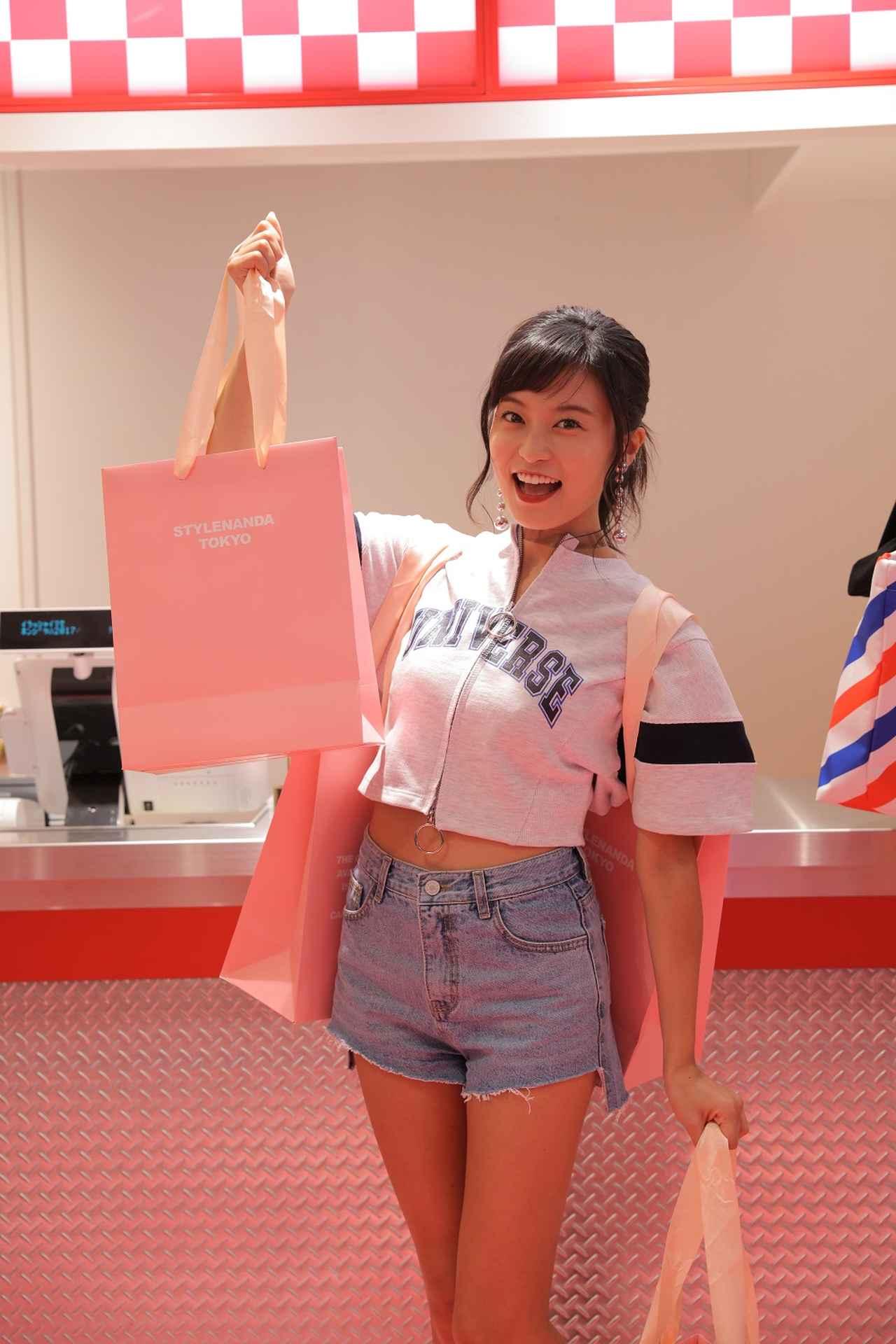画像3: 韓国発ブランド「スタイルナンダ(STYLENANDA)」の日本初の旗艦店がオープン!