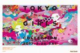 画像: TOKYO GIRLS COLLECTION 2017 SPRING/SUMMER  天野喜孝氏書き下ろしキービジュアル