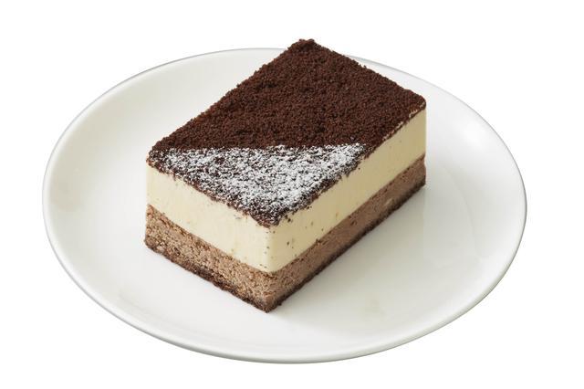 画像: ルタオの大人気商品ショコラドゥーブルです。チョコプ レートを飾り付けて、みんなでお楽しみください。