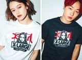 画像1: XLARGE(R)とX-girlのコラボレーションコレクション「XLARGE×X-girl」