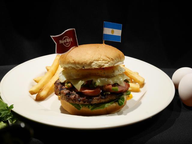 画像: Tango Salsa Burger
