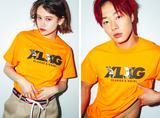 画像4: XLARGE(R)とX-girlのコラボレーションコレクション「XLARGE×X-girl」
