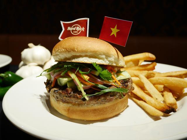 画像: Banh Mi Burger