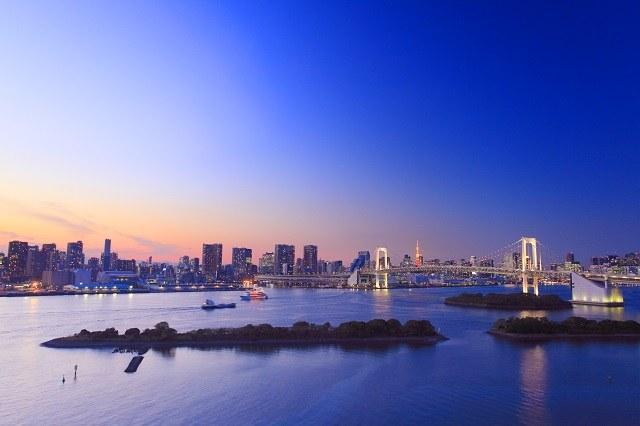 画像: 「グランドニッコー東京 台場」に行ったら見事な眺望もぜひ楽しんでください!