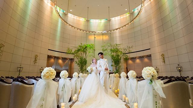 画像: お台場の結婚式場・ホテルならグランドニッコー東京 台場