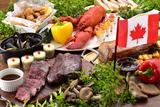 画像: ≪カナダフェア≫ カナダディナーブッフェ|レストラン・フォンタナ 特別フェア|レストラン|舞浜|ホテルオークラ東京ベイ