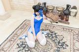 画像4: フェチ心くすぐられる!「チャイナスク水」がヴィレヴァン通販で発売開始!