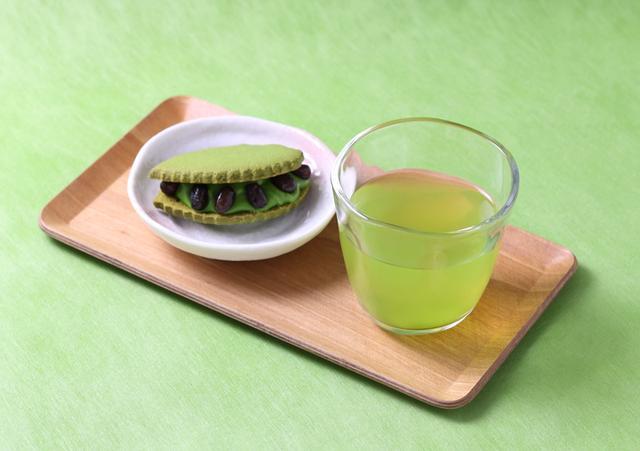 画像3: 宇治新茶を楽しむ!茶寮都路里の季節限定メニュー