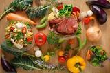 画像1: 100%オーガニック! 自社農場の有機野菜で作る自分好みの「Farm to ボウル」