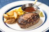 画像: 創業以来人気の熟成牛ハンバーグ。溢れる肉汁は、手ごねならではの醍醐味。