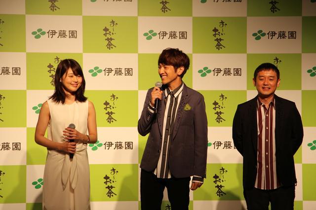 画像: 有村架純さんとゆずのコラボ新作TVCMが公開