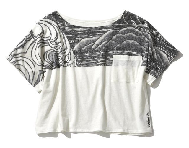 画像: ●名称:Heather BrownTシャツ ●自店販売価格:6,990 円(税抜) ●サイズ:S/M/L/OT ●品番:LNR93