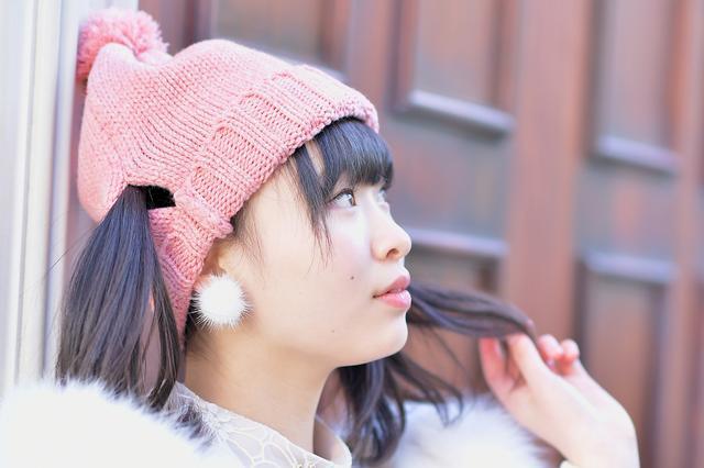 画像6: 日本初登場のツインテールのままかぶれるニット帽「ツインテールキャップ」ついにモデルオーディション開催決定!