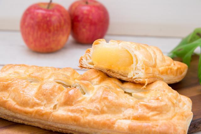 画像1: みんなでシェア!信州産りんごだけを使用したアップルパイ