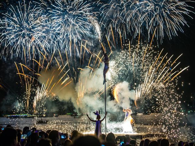 画像6: 世界初の究極の未来型花火エンターテインメント「STAR ISLAND」開催!