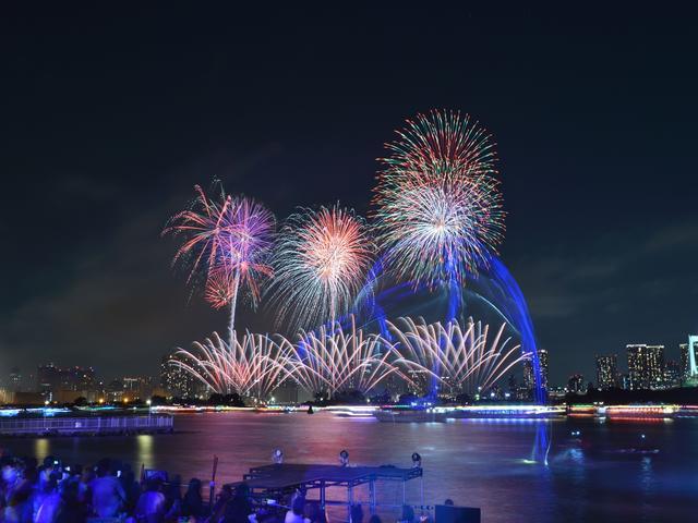画像4: 世界初の究極の未来型花火エンターテインメント「STAR ISLAND」開催!
