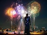 画像9: 世界初の究極の未来型花火エンターテインメント「STAR ISLAND」開催!
