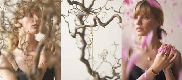 画像: FINE Collection〜花や植物の美しさを閉じ込めた、究極のジュエリー〜