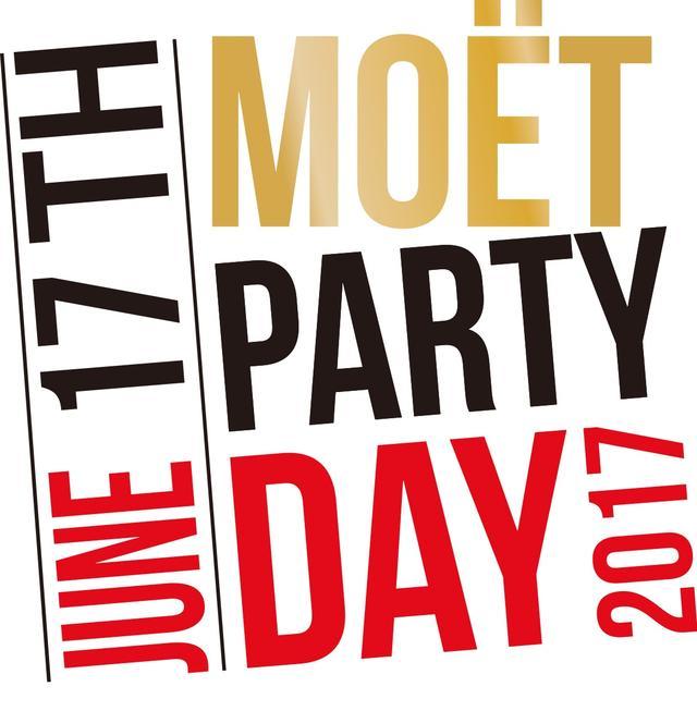 画像5: 『MOET PARTY DAY 2017』 4つのモーメント