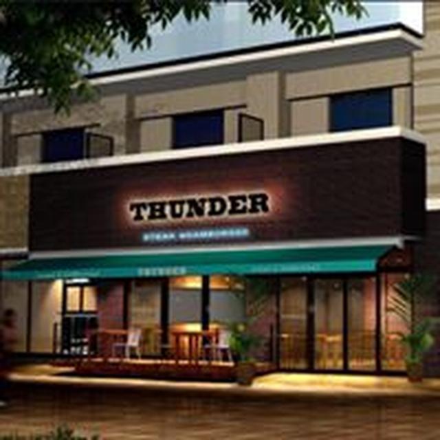 画像: Thunder