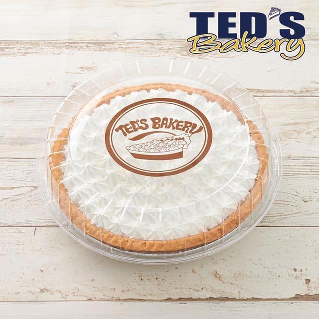 画像: TED'S Bakery チョコレートハウピアクリームパイ(ホール) | PLAZA ONLINE STORE - プラザオンラインストア