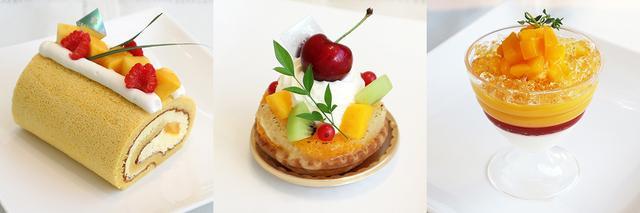 画像1: 「Bakery & Pastry Shop」初夏の新作スイーツはいかが?